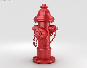 Fire Hydrant 3D model other