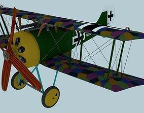 3D asset Pfaltz D VIII
