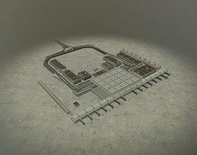 3D model EDDB New Terminal