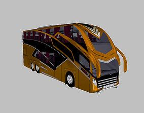 Bus Double Decker 3D