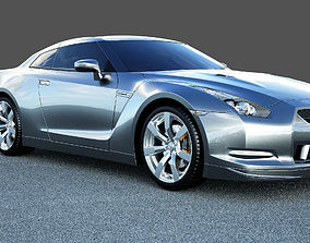 NISSAN GT-R NISMO GT3 3D printable model