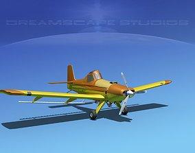 EMB-202 Cropduster V03 3D model