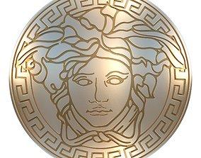 3D Versace Emblem