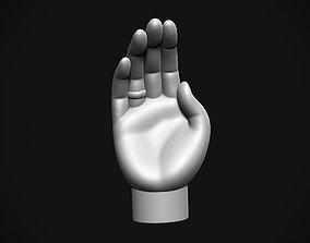 Goddess Aashirwad Hand Model godess