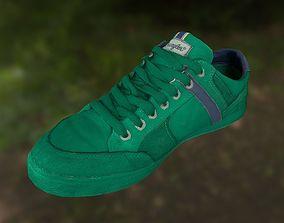 sport-shoe Sneaker shoe 3D model low poly VR / AR ready
