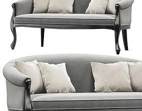 Elegance Sofa 3D model