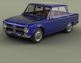 Alfa Romeo Giulia 1300 TI Super 3D model