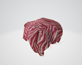 Zebracloth 3D model