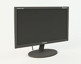 3D model Monitor LCD Samsung SyncMaster E2020