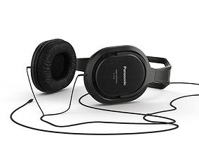 Panasonic headphones 3D