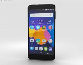 Alcatel One Touch Idol 3 5-5-inch Black 3D