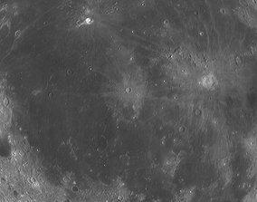 3D model Moon Globe 11k
