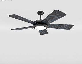 3D model Ceiling Fan Marble