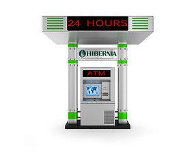 ATM Cash Machine 3D
