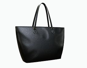 Gucci Women Ophidia GG Medium Tote Black Leather 3D model