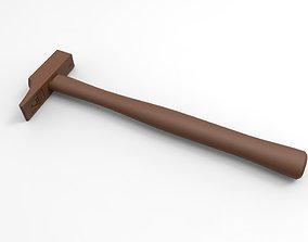 other 3D print model hammer