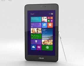 Asus VivoTab Note 8 White 3D
