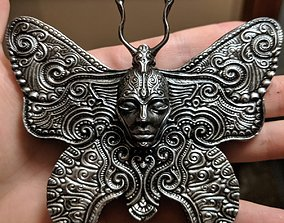 Ornate Butterfly 3D printable model