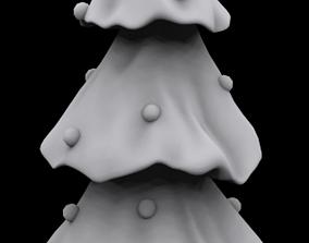 Christmas tree printing 3D printable model