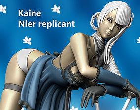 figure3d Kaine nier replicant 3d figure