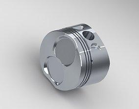 3D print model Piston Lycoming IO-390