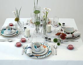 Tableware 3D plate
