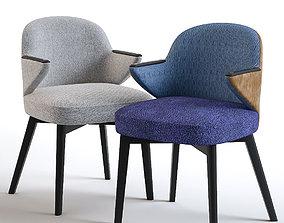 3D model Chair Versmissen Costes