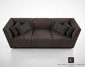 The Sofa and Chair Company Taylor Sofa 3D model