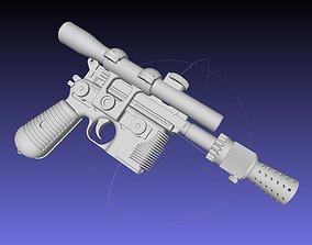 Star Wars Han Solo Blaster Basic Model