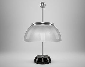 3D model Artemide Alfa table