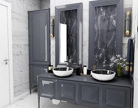 3D model Elit Bathroom