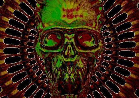 40 minute Skull