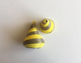 3D print model 2 Color Spiral Vase V 3b1 Dual