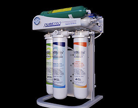 3D model water PurePro Water Filter