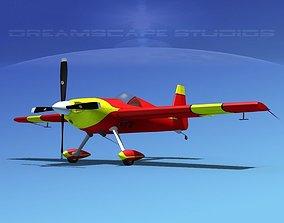 Extra Flugzeugbau EA300S V09 3D