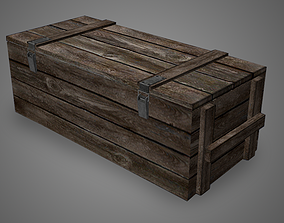 other Ammo box 3D model low-poly