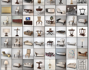 3D model Christopher Guy Furniture Collection