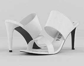 Calvin Klein Women Heeled Sandal 3D