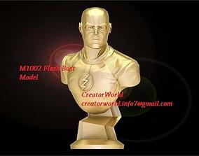 M1002 Flash bust Model