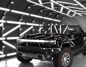 Studio for car 3D