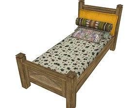 Bedcloth 118 3D asset