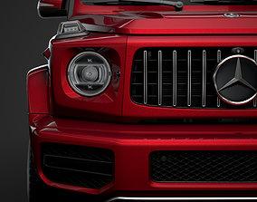 Mercedes AMG G 63 Worldwide 3d W463 2020
