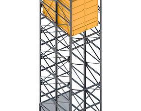 Industrial lift - Baker 3D