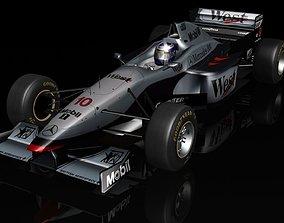 3D asset McLaren Mercedes MP412 F1 1997