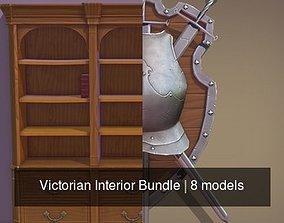 Victorian Interior Bundle 3D model