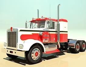 W925 Semi Truck 3D