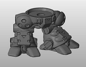 CHIBI-TECH SD - CORPORATION CHASSIS 3D print model