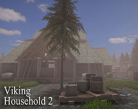 Viking Household 2 3D model