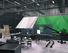 3D Behind the Scenes - Props and Decor