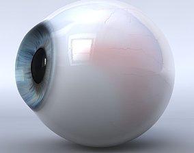 Human Eyeball 3D